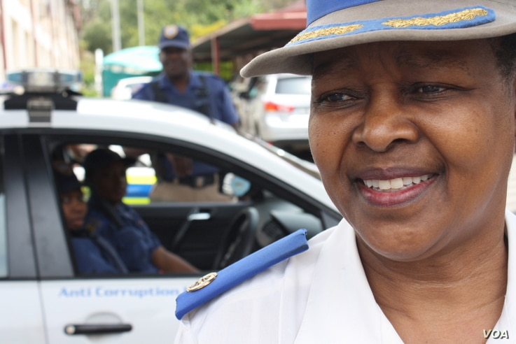 Veteran traffic officer Superintendent Edna Mamonyane says her department needs more manpower to confront the chaos on the roads.