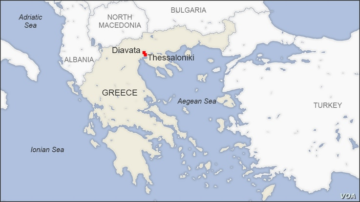 Diavata Greece