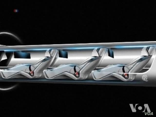 Ultra High-Speed Travel Proposed in California