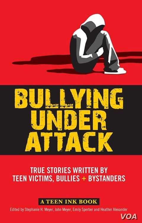 """Dozens of teens share their experiences in the book,  """"Under Attack: True Stories Written by Teen Victims, Bullies and Bystanders."""""""