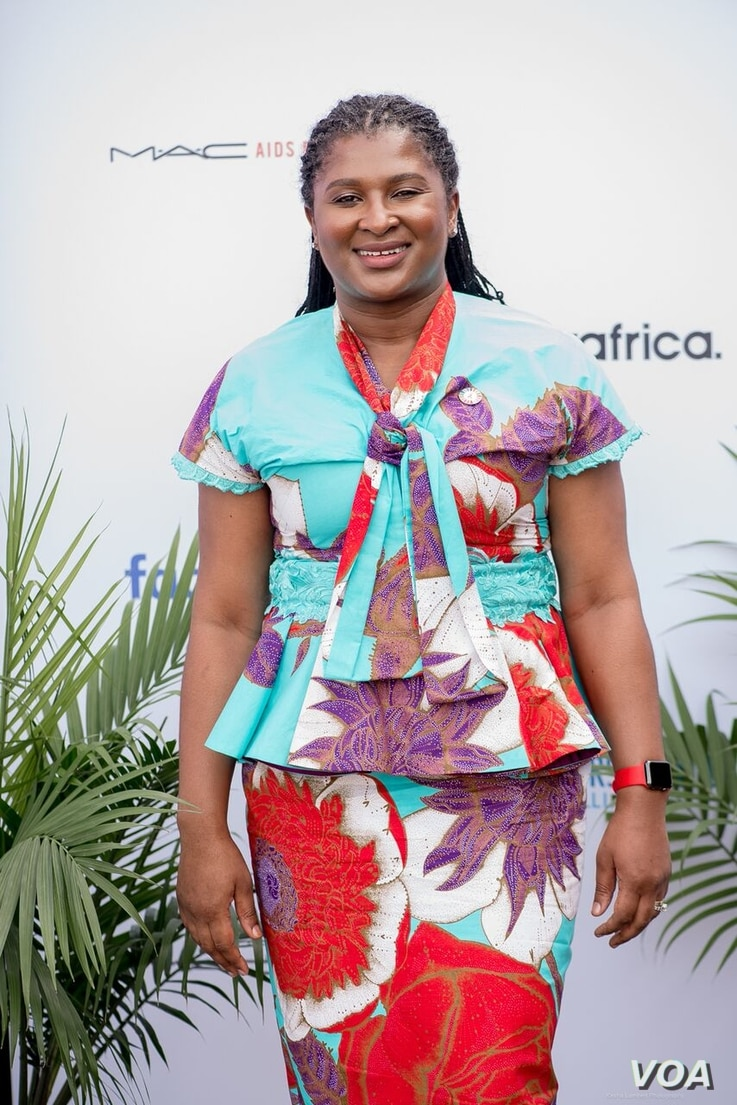 Namibia's first lady Monica Geingos. She participated in a roundtable invitation-only event co-hosted by the Global First Ladies Alliance (GFLA) and Facebook on the sidelines of the United Nations General Assembly in New York.