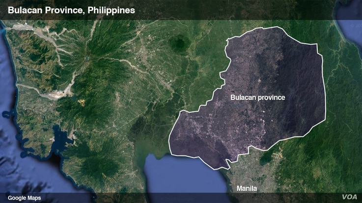 Bulacan province, Philippines