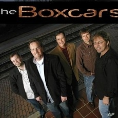 The Boxcars CD