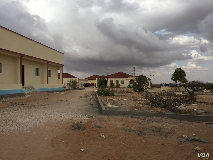 The Abaarso School of Science and Technology, an elite school, is located in Hargeisa, Somaliland, April 3, 2016.