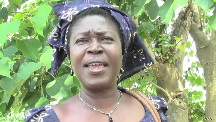 Video of reaction in Nigeria to Obama's re-election