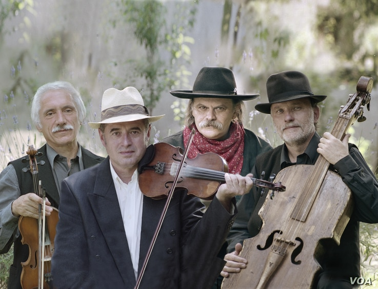 FILE - Hungarian Folk music group Muzsikas (Photo: Béla Kása)
