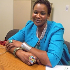 'Yaye' successfully sought asylum in the US after arguing that her three young daughters faced female circumcision if they returned to her African homeland.