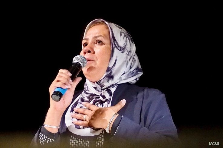 """Latifah Ibn Ziaten says, """"One must look at youth as the future of France. Today, a young person should be followed from nursery school to middle school. What is happening is the opposite. We are focusing on the middle school and by then it is a bit t..."""