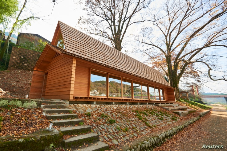 Yoshino Cedar House, a collaboration between Airbnb, a Tokyo-based architect and the community, is helping revitalize the rural community in the rapidly aging country by opening up a home hosted by locals.