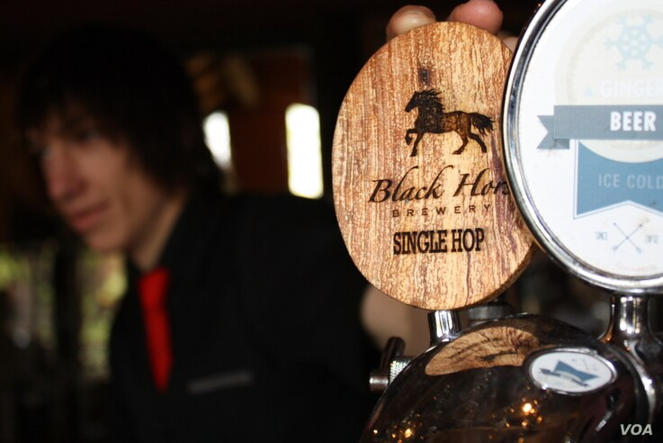 Microbreweries continue to spring up all over the country. (Photo Credit: Darren Taylor)