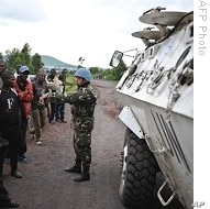 United Nations Peacekeeping Mission in DRC (MONUC)