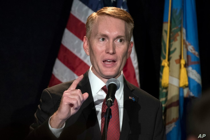 """Oklahoma Republican Senator James Lankford doesn't """"know enough about each of the 10 points (on Trump's immigration agenda) to know what breaks down legislatively and administratively."""""""