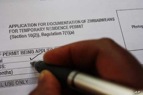 Zimbabweans In South Africa Suffer Under New Immigration Rules Voice Of America English