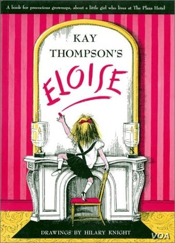 Eloise left her mark on everything, from mirrors at the Plaza, to readers around the world.