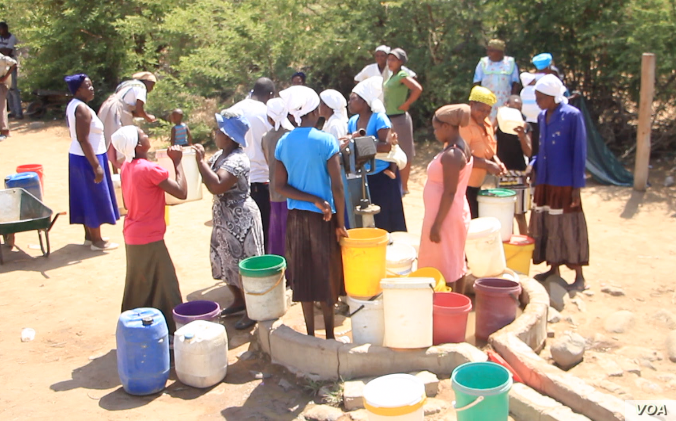 Harare authorities say they will soon start water rationing because of low levels, thus exposing residents to water-borne diseases such as cholera, as some residents might turn to unsafe water sources.