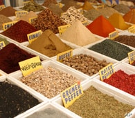 Doctors say countries that use lots of spices experience better health and lower cancer rates.