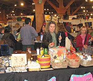 The 8th annual Green Festival drew more than 40,000 visitors to see organic, sustainable and planet-friendly products from more than 400 vendors