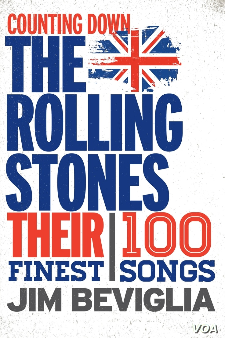 Counting Down the Rolling Stones: Their 100 Finest Songs explores the stories behind the music and explains why the Rolling Stones has become the legendary group it is today.