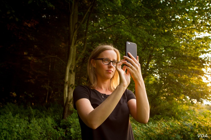 University of Vermont researcher Laura Sonter led a team that successfully used social media images --including selfies -- to measure the use and value of outdoor recreation on public lands.