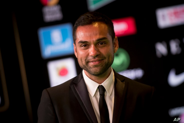 """FILE - Bollywood actor Abhay Deol, pictured at an awards ceremony in Madrid, June 25, 2016, recently slammed the popular Indian belief of """"fairer is better"""" as racist. In so doing, he is helping to create awareness of subjects that were never previou..."""