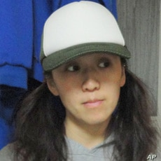 Mika Terui, a 39-year-old mother of three.