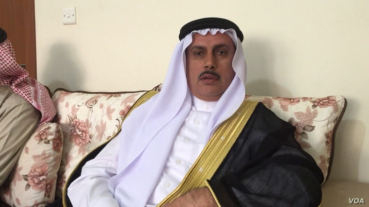 """""""Let Iran fight for its own benefit, and America fight for its own safety, and after that we will crush everybody under our shoes,""""  said Sheikh Yayha Ismail, a Sunni tribal leader from Iraq's western Anbar province."""