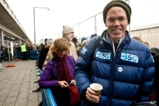 Bill McKibben attended the Copenhagen climate talks with 350.org, a grassroots advocacy group whose goal is to spread the message that 350 parts per million of carbon dioxide in the atmosphere is too much.