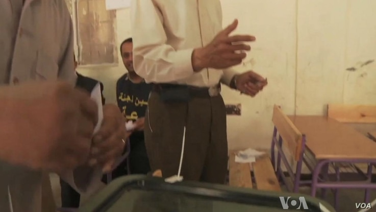 For Some Egyptians, Choosing a President They Dislike Least