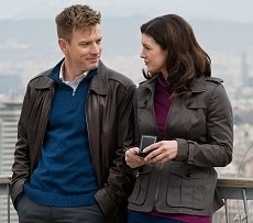 """Ewan McGregor and Gina Carano in """"Haywire"""""""