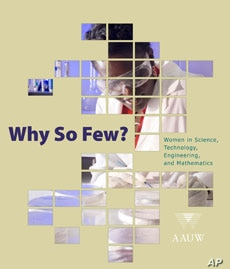 """""""Why so Few?"""" finds climates in university science and engineering departments limit women's participation and progress in science and technology fields."""