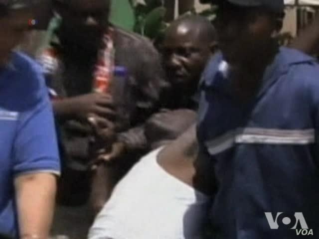 Kenyan Official: Most Hostages Rescued From Mall