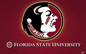 Florida State's Seminole logo, in full war cry, will apparently survive NCAA prohibitions on offensive Indian symbols.