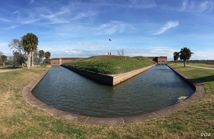 Fort Pulaski is one in a series of forts that protected the nation's shores and kept foreign military powers such as England and Spain at bay. Ironically, it would not be until the American Civil War that the fort would see action.