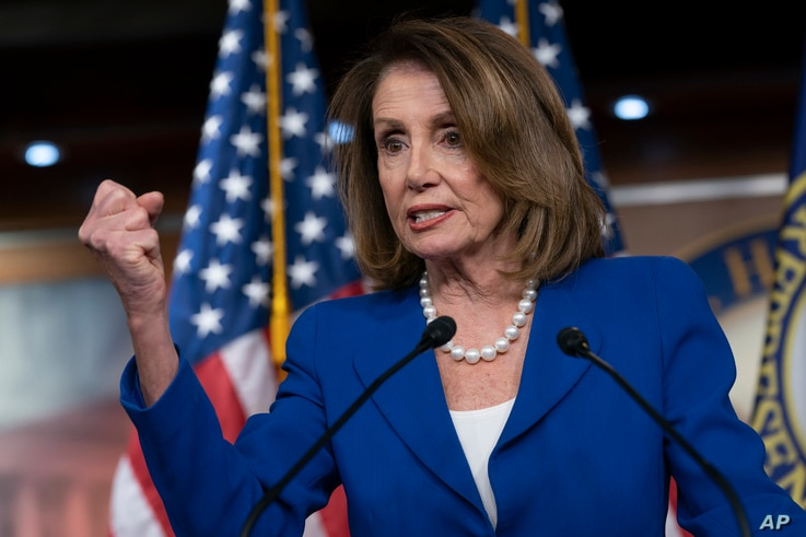 "House Speaker Nancy Pelosi heaps scorn on Attorney General William Barr, saying his letter about special counsel Robert Mueller's report was ""condescending,"" after Barr concluded there was no evidence that President Donald Trump's campaign ""conspired..."