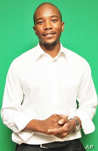 The DA's candidate for mayor of Johannesburg is young businessman Mmusi Maimane