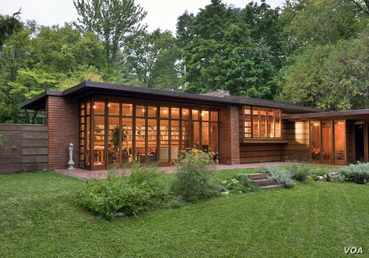 Jacobs House, Madison, Wisconsin. 1936