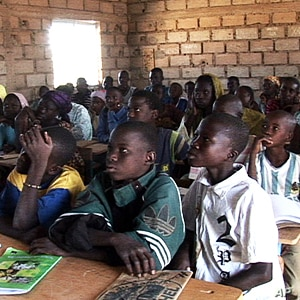 Boys begin to outnumber girls in middle classrooms in the region