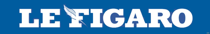 Masthead of France's daily Le Figaro newspaper