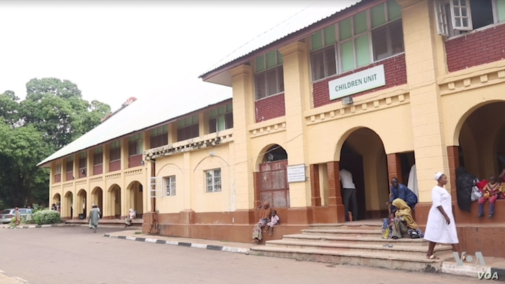 Doctors at Barau Dikko Teaching Hospital at Kaduna State University say they see abused children on a daily basis.