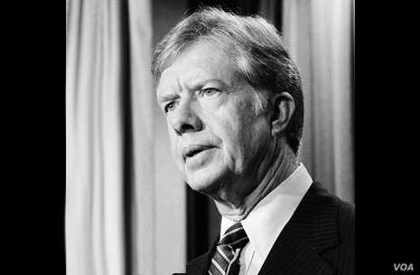 JIMMY CARTER TIMELINE - presidential first photo -