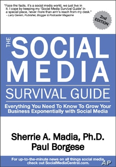In this exploration of social networking, Sherrie Madia and Paul Borgese argue that companies have no choice but to dip into that fluid, often confounding world.