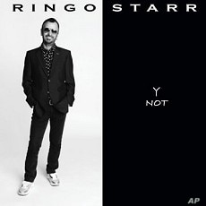 Ringo Starr's 'Y Not' CD