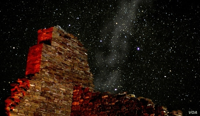 The ancient site has been recognized for its stunning views of the night sky.