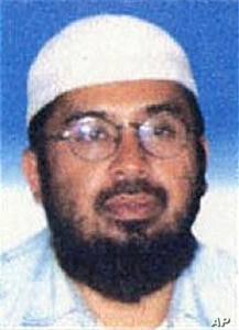 An undated picture of Hambali Riduan Isamuddin taken from a Malaysian Police website wanted list
