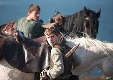 """Jamie Bell as Esca in """"The Eagle"""""""