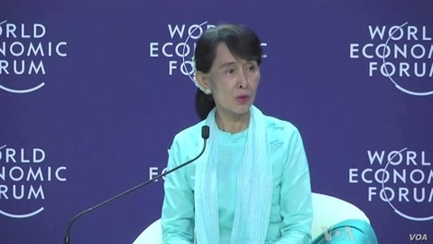 Aung San Suu Kyi Calls for Skepticism of Burma's Reforms