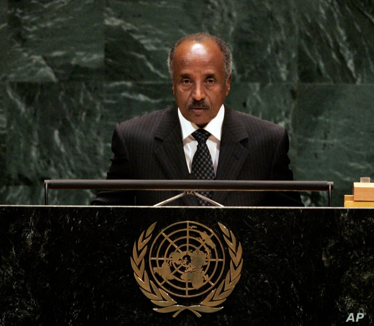 Eritrean Foreign Minister