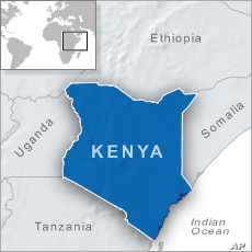 Kenyan Police Officer Kills 10 in Shooting Rampage
