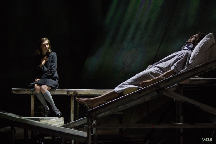 Breaking the Waves, Missy Mazzoli's latest opera, makes its New York premiere this year at Beth Morrison's Prototype festival.