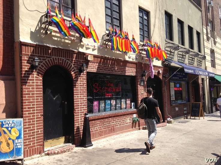The 1969 riots at the Stonewall Inn in New York City, one of the newest national park sites, marked the start of the movement for LGBT civil rights.